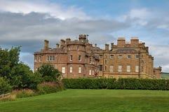замок culzean Шотландия стоковое фото