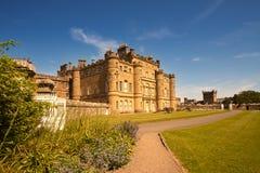 Замок Culzean, Ayrshire, Шотландия Стоковая Фотография RF