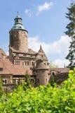 Замок Czoch, Lesna, Польша Стоковая Фотография RF