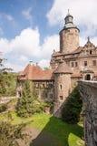 Замок Czoch, Lesna, Польша Стоковое фото RF