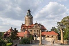 Замок Czocha в Польше Стоковое Фото