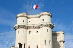Замок de Винсенс, Париж Стоковые Фотографии RF