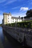 замок de Франция loire villandry Стоковое фото RF