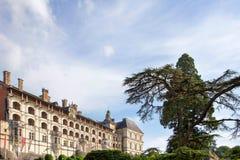 Замок de Blois стоковые фото