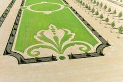 Замок de Chambord - Франция стоковая фотография