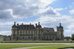 Замок de Chantilly Стоковые Изображения