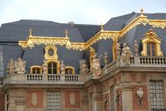 замок de et parc versailles Стоковое Изображение
