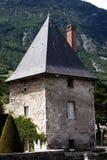 Замок de Sassenage Стоковые Фотографии RF