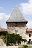 Замок de Sassenage Стоковая Фотография