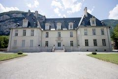 Замок de Sassenage Стоковое Изображение RF