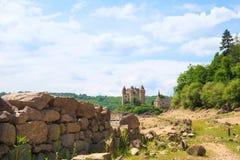 замок de val Стоковое Фото