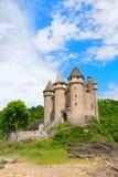 замок de val Стоковая Фотография