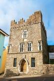 Замок Desmond Kinsale, Ирландия стоковая фотография rf