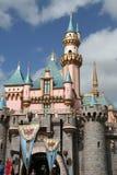 замок disneyland Стоковая Фотография
