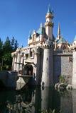 замок disneyland Стоковое Изображение