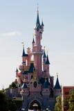 замок disneyland paris Стоковые Фотографии RF