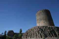 замок diyarbakir Стоковое Фото