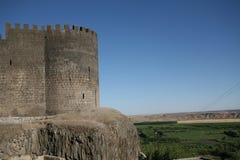 замок diyarbakir Стоковые Фотографии RF