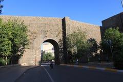 Замок Diyarbakir Стоковое Изображение