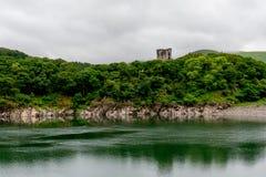 Замок Dolbadarn Стоковые Изображения