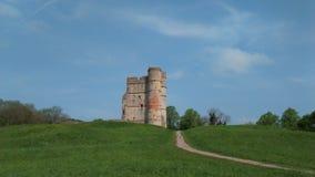 Замок Donnington Стоковое Изображение