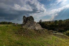 Замок Dreznik, Хорватия Стоковые Фото