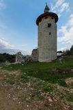 Замок Dreznik, Хорватия Стоковое Фото