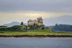 Замок Duart стоковое изображение