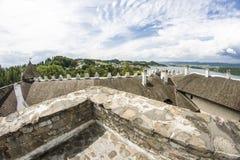 Замок Dunajec Стоковое фото RF