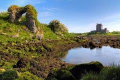 Замок Dunguaire Стоковая Фотография