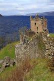 Замок Dunnottar, Aberdeenshire, Шотландия Стоковое Изображение