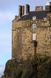 замок edinburgh Стоковое фото RF