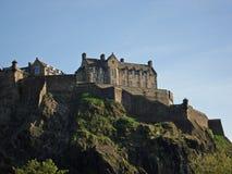 замок edinburgh Стоковые Изображения RF