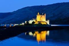 Замок Eilean Donan Стоковое фото RF