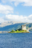 Замок Eilean Donan Стоковые Фото