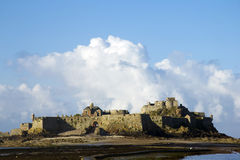замок elizabeth Стоковое фото RF
