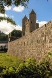 замок enniskillen графство Fermanagh Северная Ирландия стоковые фото