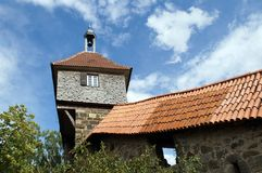 Замок Esslingen Стоковое Изображение RF