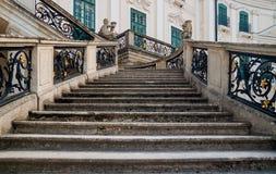 Замок Esterhazy в Fertod, Венгрии Стоковые Фотографии RF