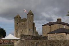 Замок Fermanagh Северная Ирландия Enniskillen Стоковая Фотография RF