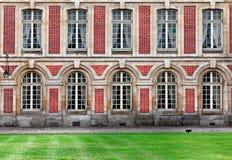Замок Fontainebleau Стоковое фото RF