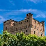 Замок Fossano, Стоковая Фотография RF