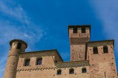 Замок Fossano, Стоковое фото RF