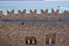 Замок Frankopan Стоковая Фотография RF