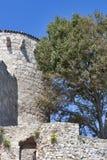 Замок Frankopan Стоковые Фото