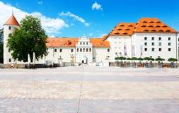 Замок Freudenstein Стоковое Изображение