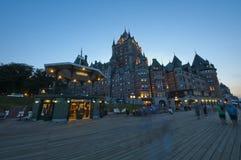 Замок Frontenac - Квебек (город) - 05 Стоковое Изображение RF