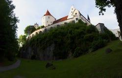 Замок Fussen Стоковая Фотография