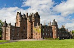 Замок Glamis стоковая фотография