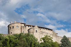 замок gorizia Стоковые Изображения